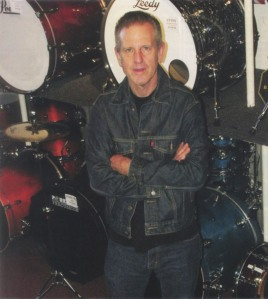 Bill Bateman in Drumhead [Photo by Kelly King]