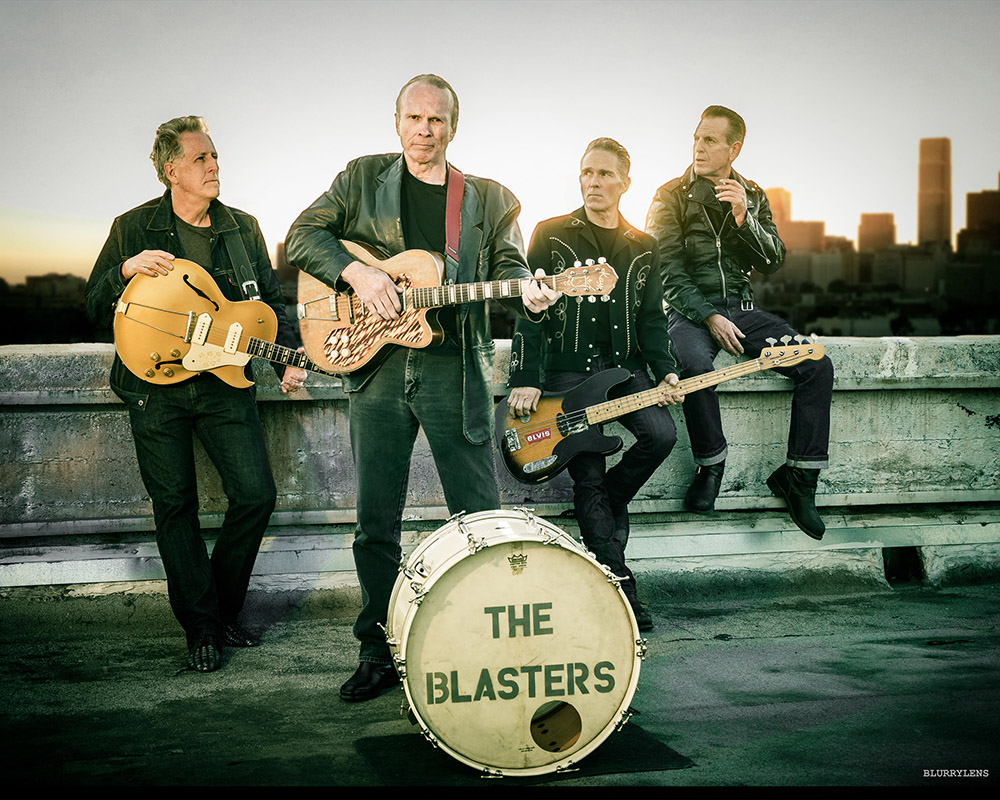 The Blasters. Photo by Blurry Lens